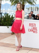 Celine Sallette attends the 'Un Chateau En Italie' Photocall during The 66th Annual Cannes Film Festival at the Palais des Festivals on May 21 2013...