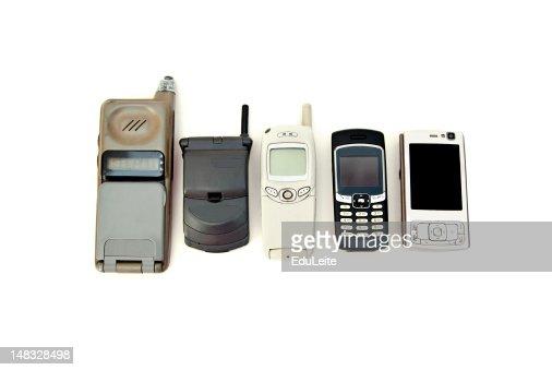 Cell phone development