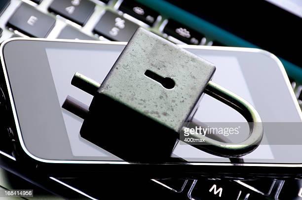 携帯電話のセキュリティのコンセプト