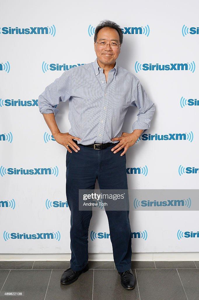 Celebrities Visit SiriusXM Studios - September 24, 2015
