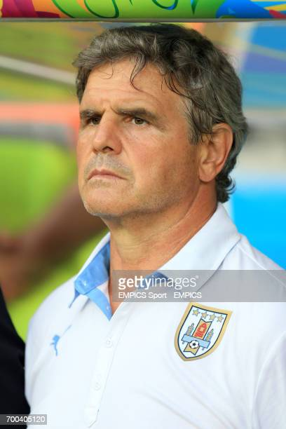 Celso Otero Uruguay Assistant Coach