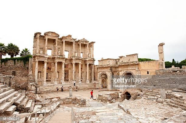 Celsus Library Efesus