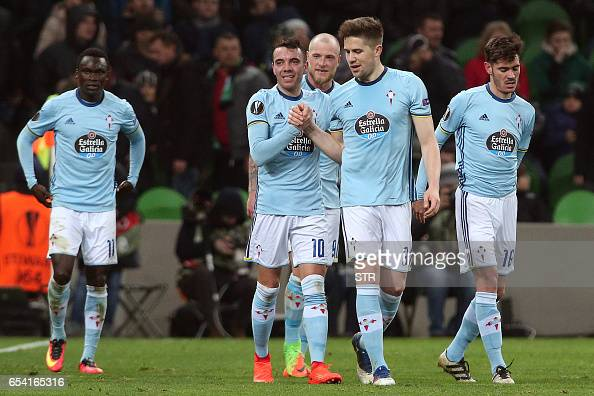 FBL-EUR-C3-KRASNODAR-CELTA : News Photo