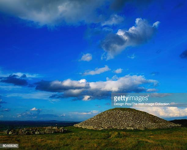 Celtic Archaeology, Lough Crew, Passage Grave, Near Oldcastle, Co Meath, Ireland