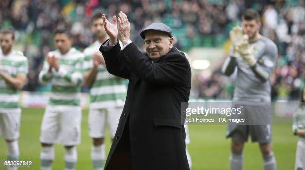 Celtic former chairman Brian Quinn pays tribute to former owner Fergus McCann on 20th anniversary of him taking over during the Scottish Premiership...