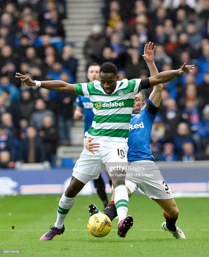 Rangers v Celtic Ladbrokes Scottish Premiership Ibrox Stadium