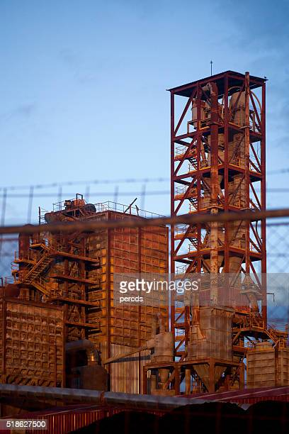 Cement manufacturer, old factory
