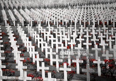 WWI Cimetière de Verdun : Photo