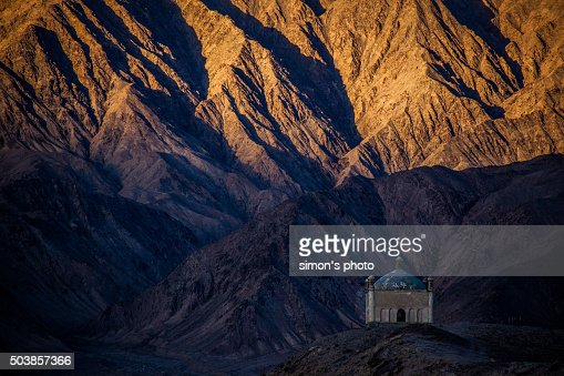cemetery, Kashgar, Xinjiang Province, China