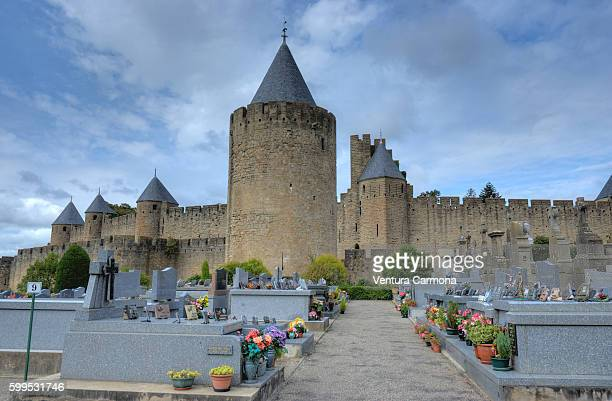 Cemetery of Carcassonne (France)