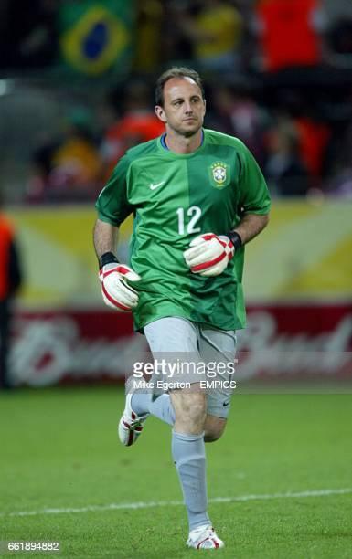 Ceni Rogerio Brazil goalkeeper