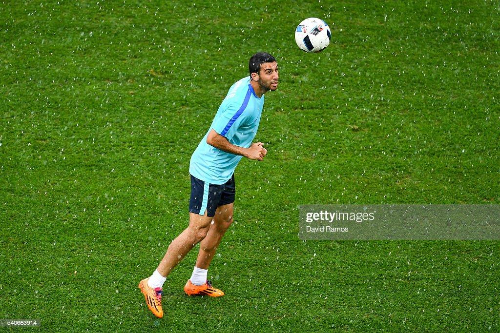 Turkey Training Session - UEFA Euro 2016