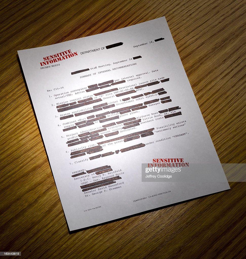 Censored Document