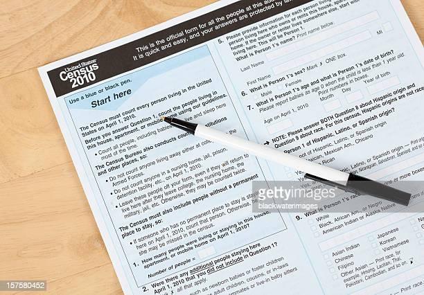 US Census Form