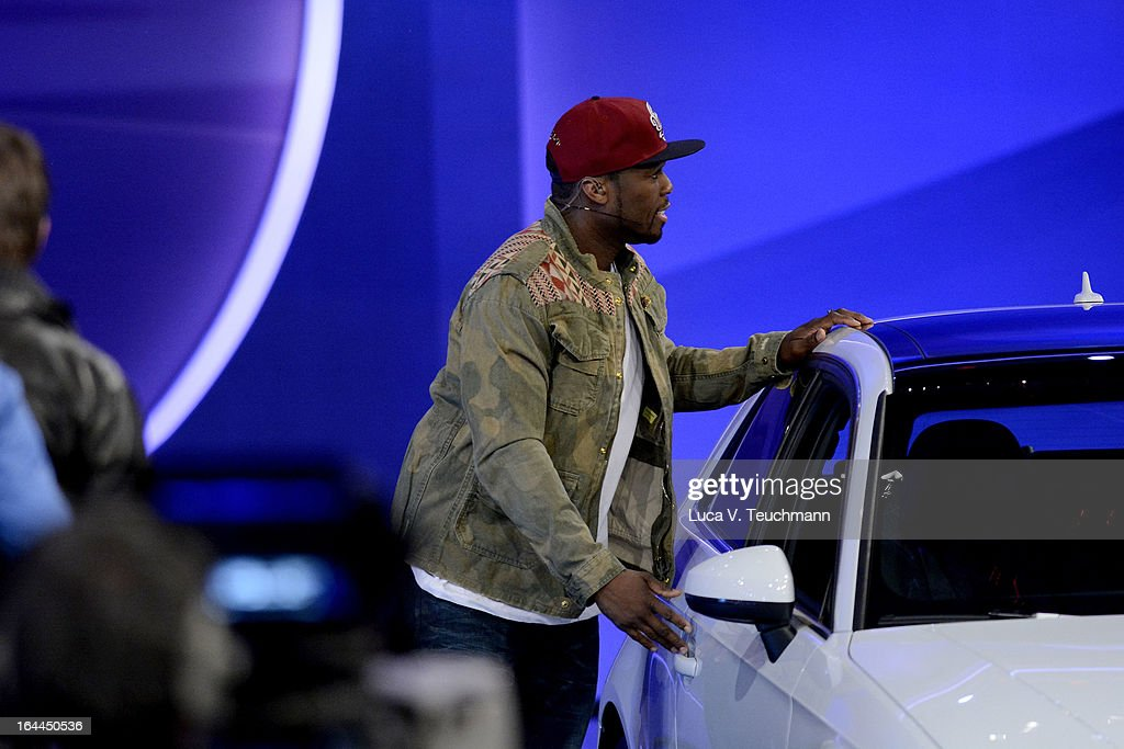 <a gi-track='captionPersonalityLinkClicked' href=/galleries/search?phrase=50+Cent+-+Rapper&family=editorial&specificpeople=215363 ng-click='$event.stopPropagation()'>50 Cent</a> attends 'Wetten, dass..?' TV Show at Stadthalle on March 23, 2013 in Vienna, Austria.