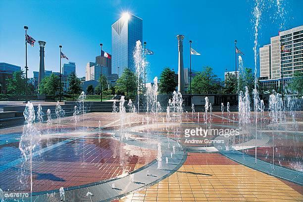Centennial Park, Atlanta, Georgia, USA