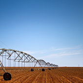 Center Pivot Farm Irrigation
