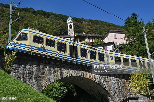 Centovalli Railway scenic train