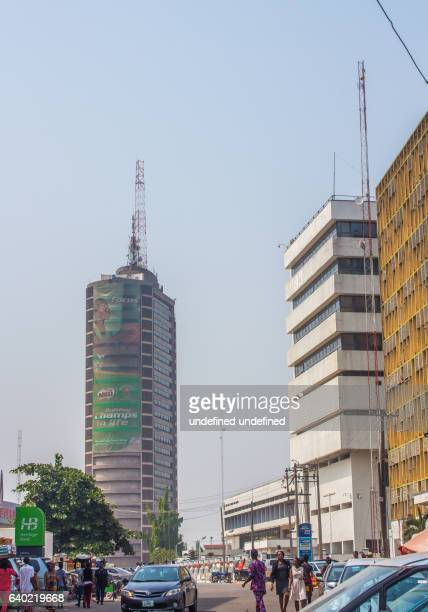 Central Business District Ibadan