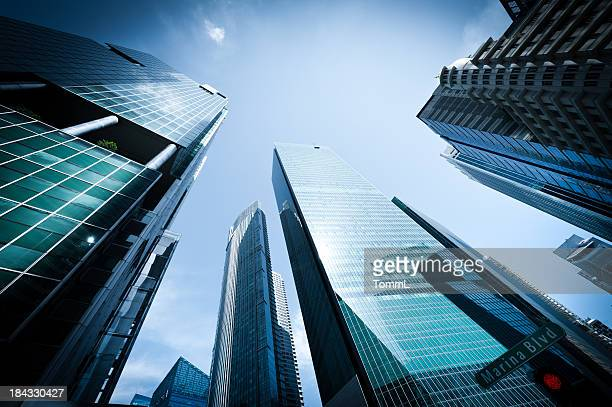 Central Business District di Singapore