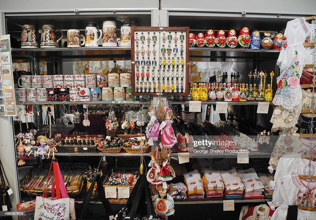 Central Market souvenir shop