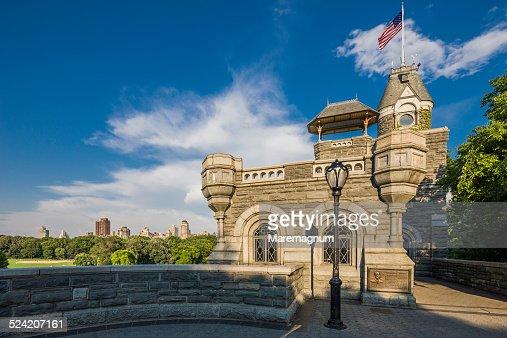 Central Park, Belvedere Castle