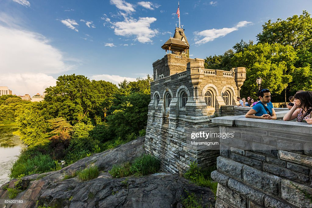 Central Park, Belvedere Castle