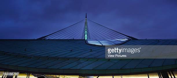 Central Park Gateway Manchester United Kingdom Architect Aukett Fitzroy Robinson Central Park Gateway