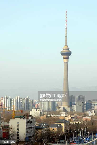 Central Radio And TV Tower of Beijing