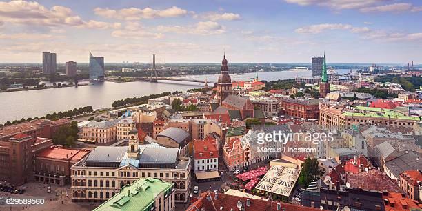 Central Riga, Latvia