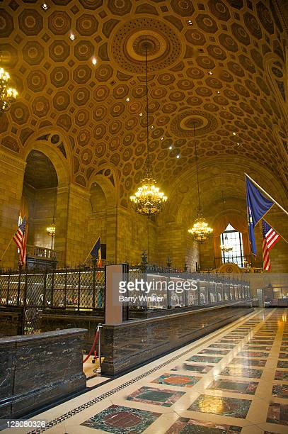 Central Savings Bank, currently Apple Bank for Savings, Upper West Side, New York, New York, U.S.A.