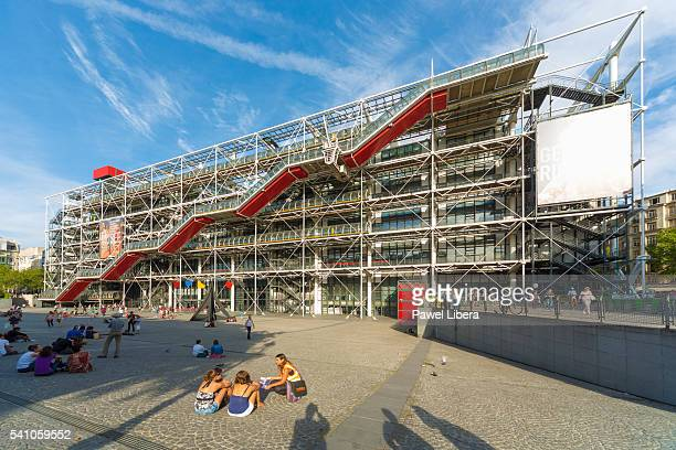 Centre George Pompidou, Paris