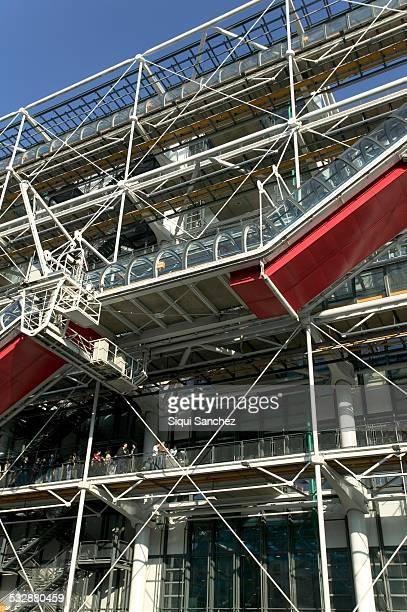 Centre Georges Pompidou Paris France