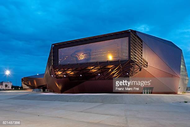 Centre Paloma pour la scene de Musique sctuelles, Nimes, Languedoc-Roussillon, France