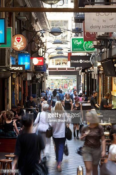 Centre Place Laneway, Melbourne