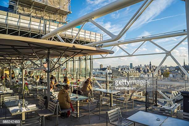 Centre Pompidou, restaurant