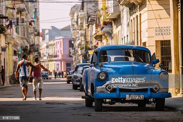 Centro Havanna street Wendigkeit
