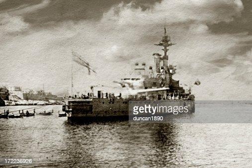 HMS Centurion : Photo