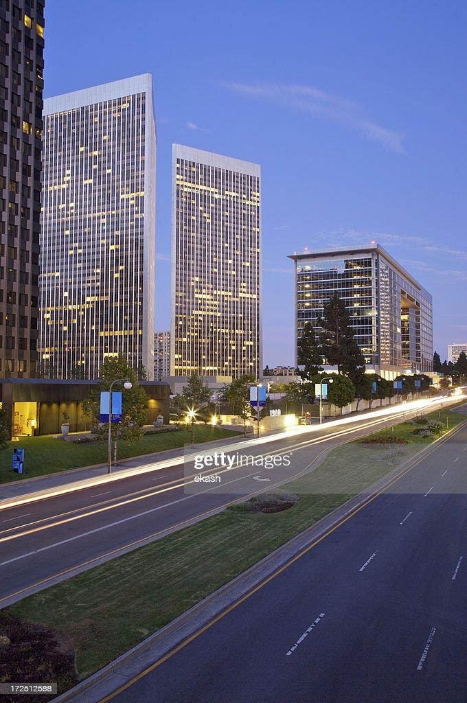 'Century City, California'