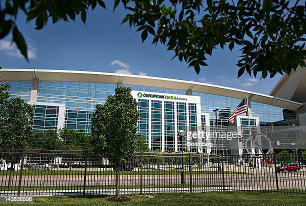 Centurylink Center venue for the Berkshire Hathaway Inc annual shareholders meeting stands in Omaha Nebraska US on Friday May 4 2012 Berkshire...