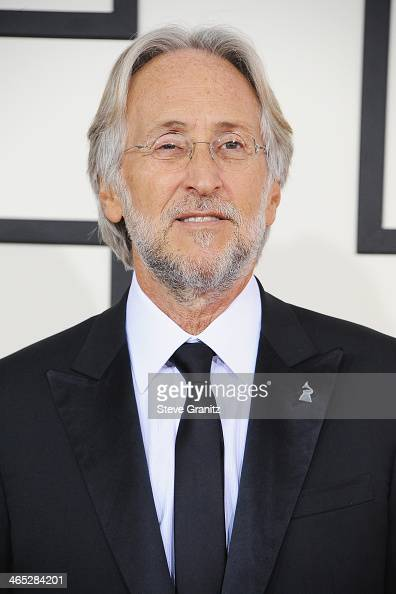 President of the National Academy of Recording Arts Sciences Neil Portnow attends the 56th GRAMMY Awards at Staples Center on January 26 2014 in Los...