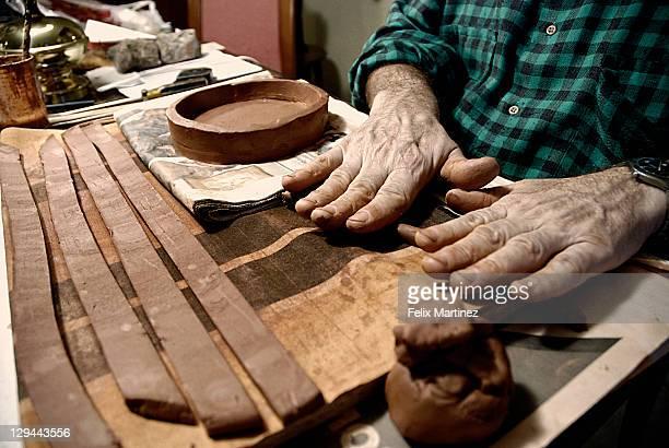 Ceramic art beginnings