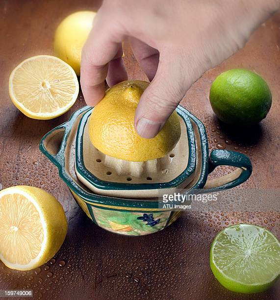 ceramic lemon juice squeezer