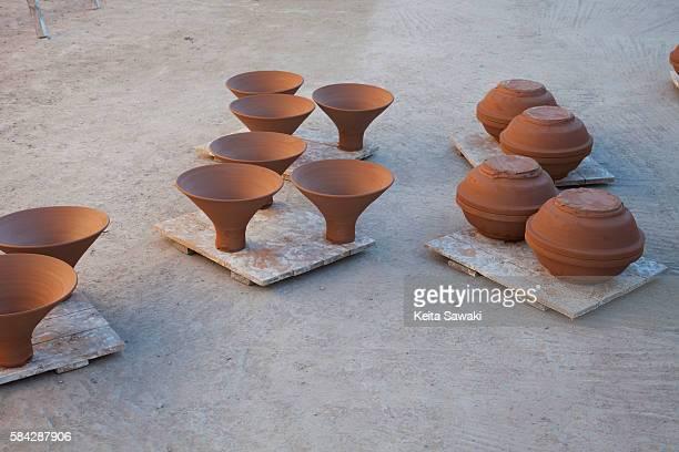 Ceramics at Fez, Morocco