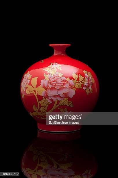 Ceramics, China, Vase