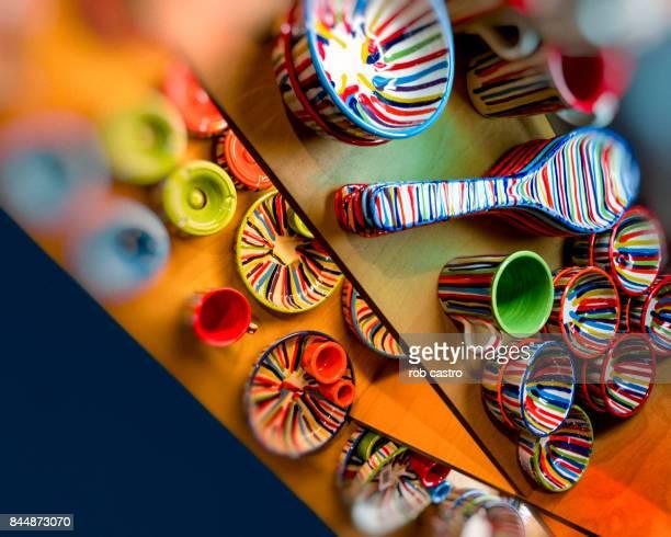 Ceramics from Montserrat