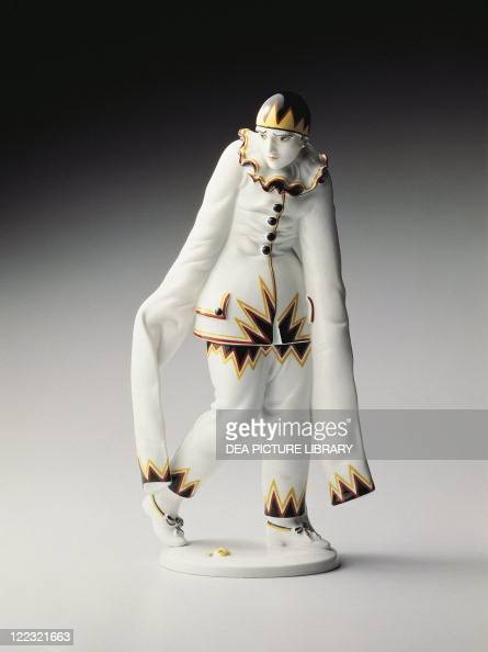 Pierrot By Dorothea Charol 1889 1963 Pictures Getty Images