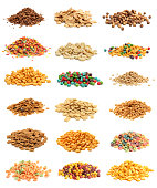 Cereal Collage