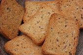 Cereal crackers breakfast self service