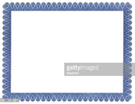 Certificate Frame